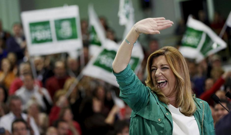 andalusia-s-regional-government-president-and-socialist-candidate-diaz-waves-during-the-closing-election-campaign-rally-in-seville